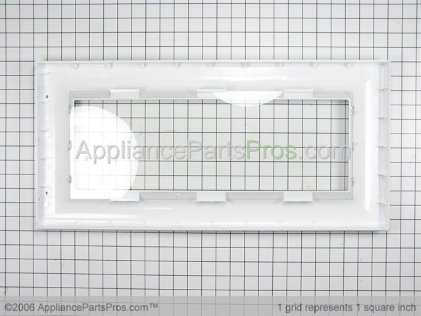 Whirlpool Frame, Outer (white) 8185233 from AppliancePartsPros.com