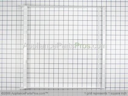 Whirlpool Frame-Shlf 2304542 from AppliancePartsPros.com