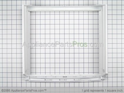 Whirlpool Frame W10206621 from AppliancePartsPros.com