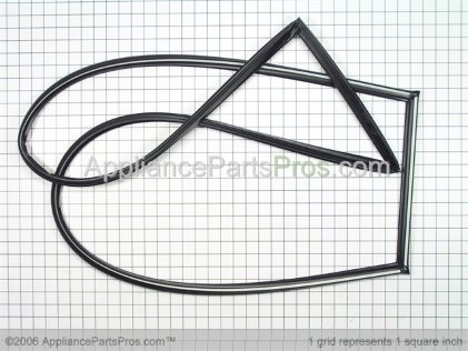 Whirlpool Freezer Door Gasket 2159082 from AppliancePartsPros.com