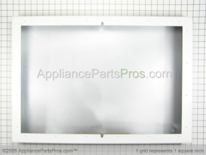 Whirlpool Freezer Door Panel (white) 2197086 from AppliancePartsPros.com