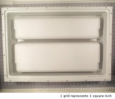 Whirlpool Freezer Panel 9790358 from AppliancePartsPros.com