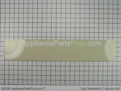 Whirlpool Front Access Panel (almond/black) 3369527 from AppliancePartsPros.com