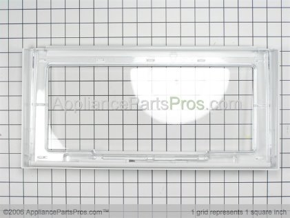 Whirlpool Front Assy., Crisper Pan 61004495 from AppliancePartsPros.com