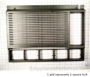 Whirlpool Front, Cabinet 1165020 from AppliancePartsPros.com
