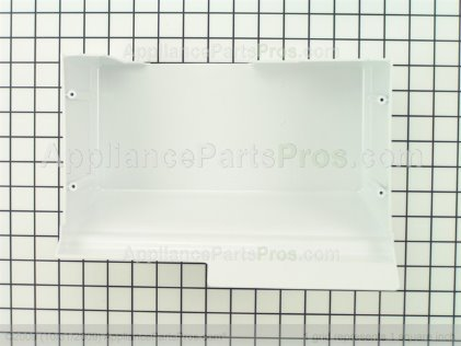 Whirlpool Front Cover, Ice Container 2204321 from AppliancePartsPros.com