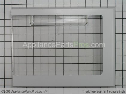 Whirlpool Front, Crisper Pan ( 61006202 from AppliancePartsPros.com