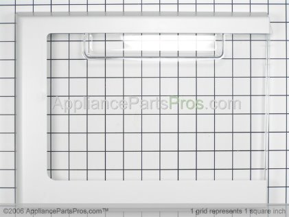 Whirlpool Front, Crisper Pan ( 61006203 from AppliancePartsPros.com