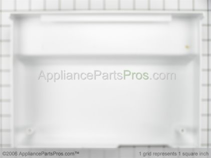 Whirlpool Front-Crush Ice Bracket 10112001 from AppliancePartsPros.com