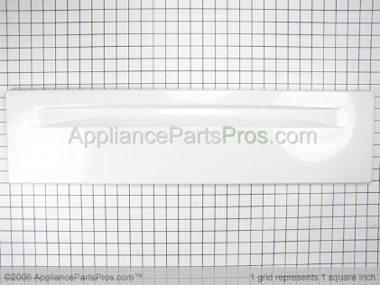 Whirlpool Front Drawer Panel (white) 8053336 from AppliancePartsPros.com