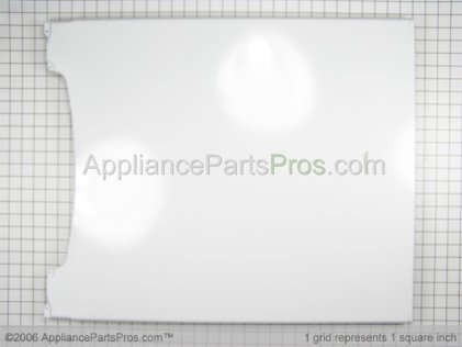 Whirlpool Front Panel 6-917695 from AppliancePartsPros.com