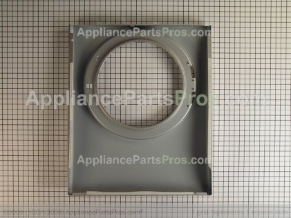 Whirlpool Front Panel (platinu 34001468 from AppliancePartsPros.com