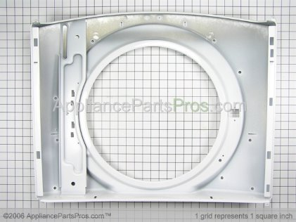 Whirlpool Front Panel (white) 8181838 from AppliancePartsPros.com