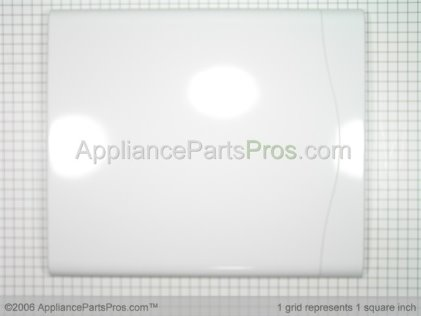 Whirlpool Front Panel (wht As 25001074 from AppliancePartsPros.com