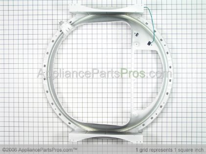 Whirlpool Front, Tumbler 33001868 from AppliancePartsPros.com