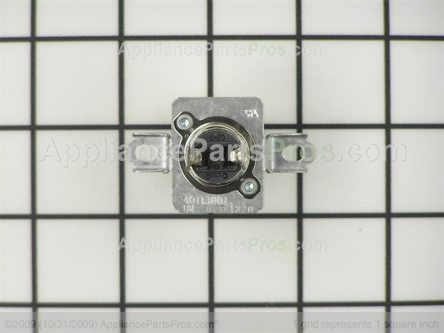 Whirlpool Wp40113801 Dryer Thermal Fuse
