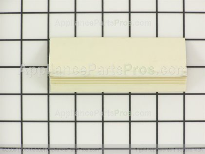 Whirlpool Gap Seal, Toe Kick ( 99002702 from AppliancePartsPros.com
