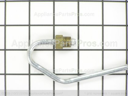 Whirlpool Gas Tubing, Right Front 3191324 from AppliancePartsPros.com