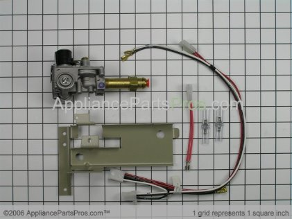 Whirlpool Gas Valve Kit W10116794 from AppliancePartsPros.com