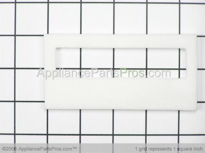 Whirlpool Gasket, Damper 12582801 from AppliancePartsPros.com
