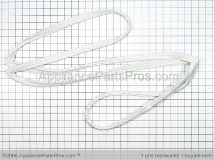 Whirlpool Gasket-Door 2188447A from AppliancePartsPros.com