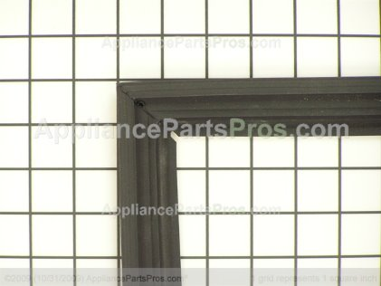 Whirlpool Gasket, Freezer Dr(black) 12550120Q from AppliancePartsPros.com