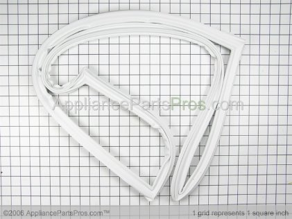 Whirlpool Gasket, French Door 67003546 from AppliancePartsPros.com