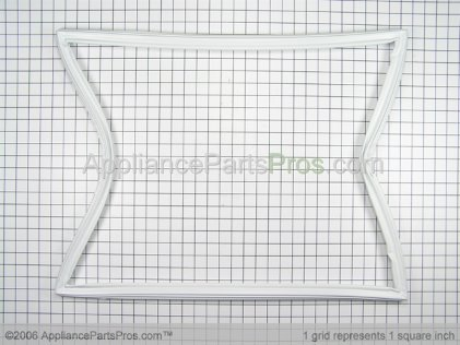 Whirlpool Gasket, Fz Door Wht 67003550 from AppliancePartsPros.com