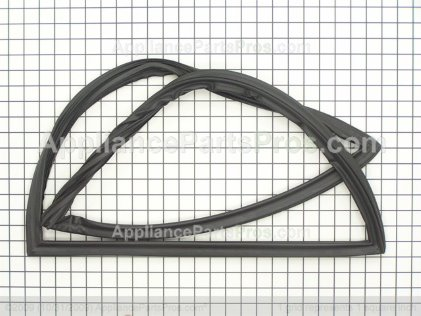 Whirlpool Gasket, Fz Door Blk 67003555 from AppliancePartsPros.com