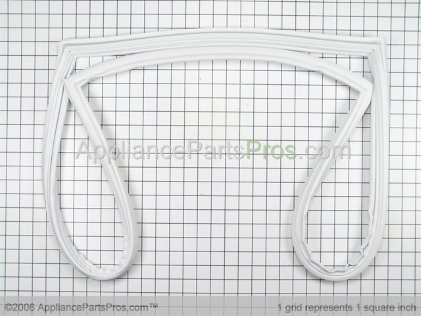 Whirlpool Gasket, Fz Door Wht 67003558 from AppliancePartsPros.com