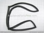 Gasket, Fz Door Blk