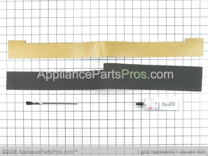Whirlpool Gasket Lower 675582 from AppliancePartsPros.com