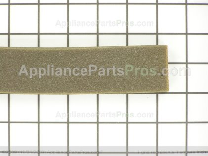 Whirlpool Gasket (meeting Rail) 855841 from AppliancePartsPros.com