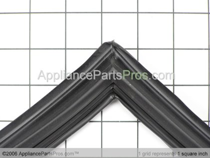 Whirlpool Gasket, Ref Door Blk 67003549 from AppliancePartsPros.com
