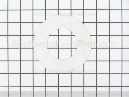Whirlpool Gasket Small Burner 74010651 from AppliancePartsPros.com