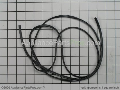Whirlpool Gasket, Window 74008916 from AppliancePartsPros.com