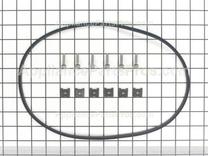 Whirlpool Gasket with Fasteners 901674 from AppliancePartsPros.com