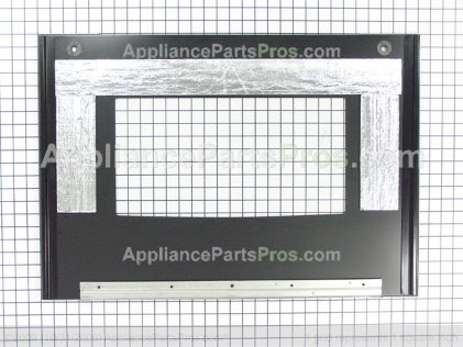 Whirlpool Glass-Door W10346125 from AppliancePartsPros.com