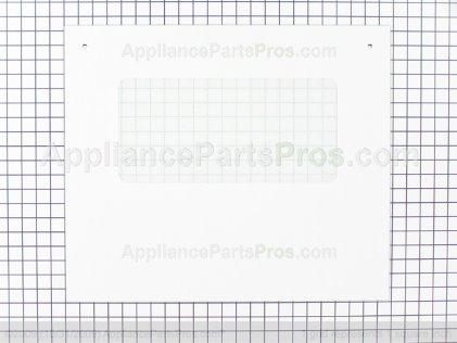 Whirlpool Glass, Door (wht) 74010789 from AppliancePartsPros.com