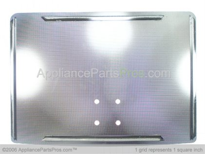Whirlpool Glass, Frame Assembly Blk 71002556 from AppliancePartsPros.com