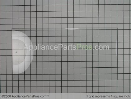 Whirlpool Glass, Inner 74002002 from AppliancePartsPros.com