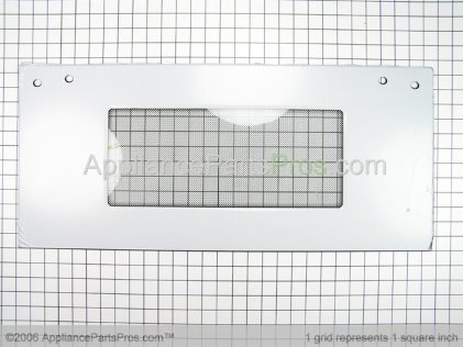 Whirlpool Glass, Outer (black Stainless) 4452471 from AppliancePartsPros.com