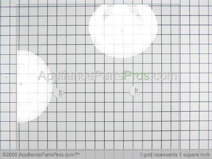 Whirlpool Glass, Shelf Y10370066 from AppliancePartsPros.com