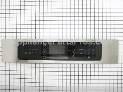 Whirlpool Glass Touch Asy (stl) 74011965 from AppliancePartsPros.com