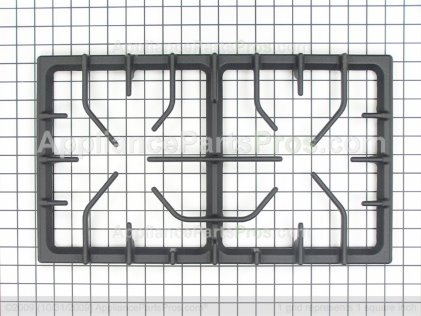 Whirlpool Grate (blk) 74007866 from AppliancePartsPros.com