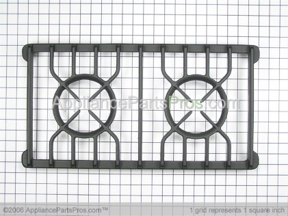 Whirlpool Grate-Brnr 9760489 from AppliancePartsPros.com