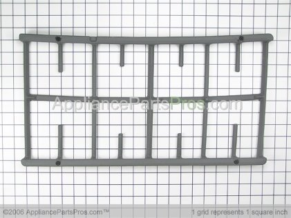Whirlpool Grate, Burner L.hand (cumberland Gray) 8285894CG from AppliancePartsPros.com