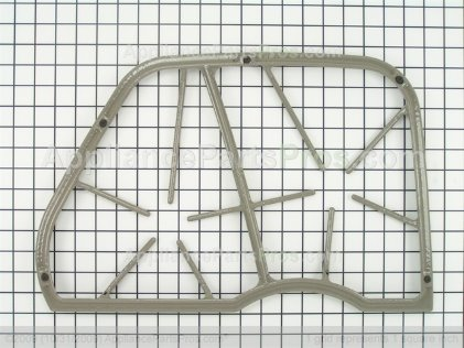 Whirlpool Grate, Burner (taupe 74007741 from AppliancePartsPros.com