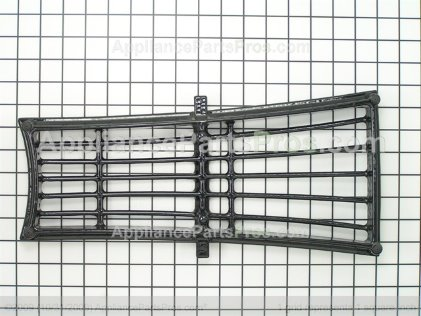 Whirlpool Grate (ctr-Blk) 74010863 from AppliancePartsPros.com