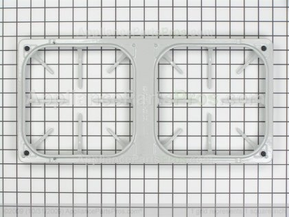 Whirlpool Grate, Double Burner 306788T from AppliancePartsPros.com